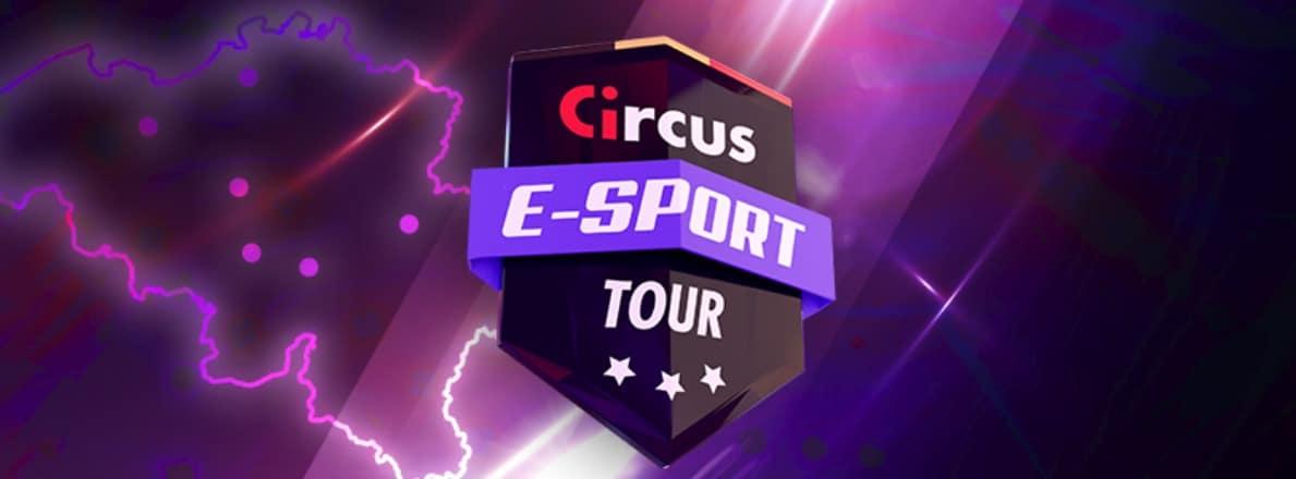 La 1ère étape du Circus E-sport aura lieu ce week-end au MIA