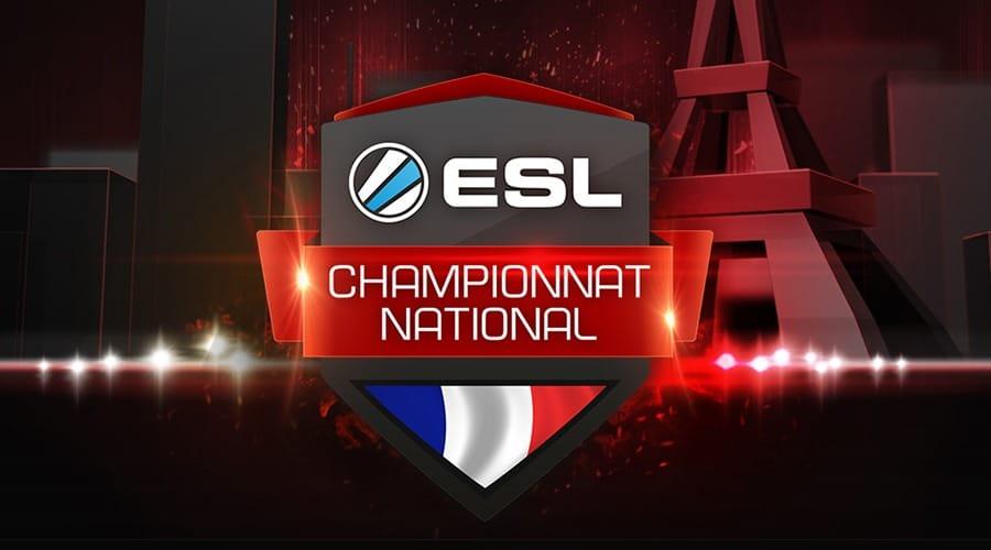 ESL Championat Nation France ECN 2018