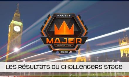 MAJOR : Les 8 équipes qualifiées sont connues !
