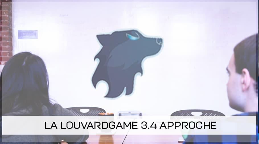 La Louvardgame 3.4, c'est bientôt !
