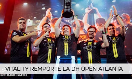 Vitality remporte la DreamHack Open Atlanta