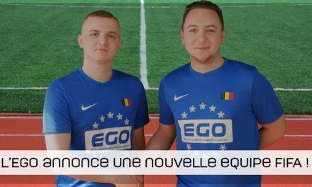 L'EGO revient à la compétition sur FIFA !