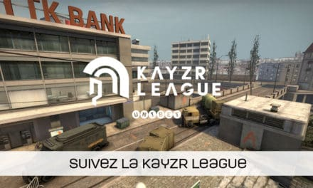 La Kayzr League : début des playoffs le 1 juin !