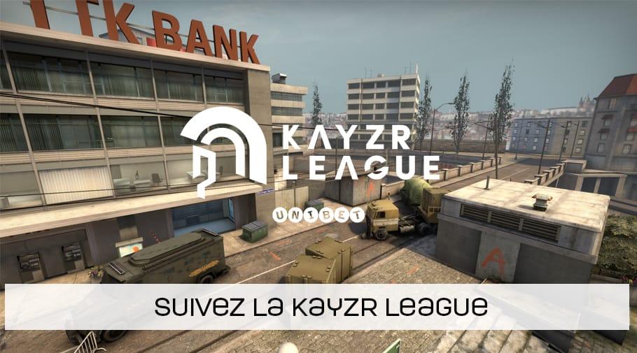 La Kayzr League : début des playoffs le 1 juin !