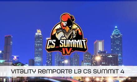 Vitality remporte la cs_summit 4