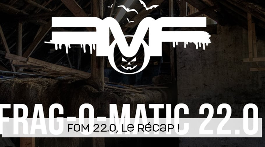 Frag o matic - FOM - 22