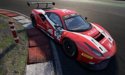 Le constructeur Italien Ferrari lance la Ferrari Hublot Esports Series - Ferrari 488 Challenge EVO Hublot