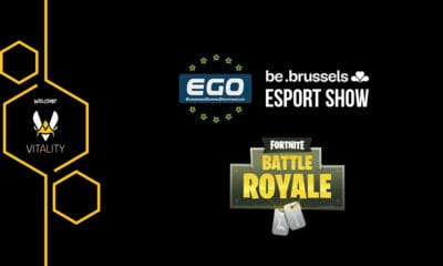 Replay EGO Be Brussels show - Fortnite