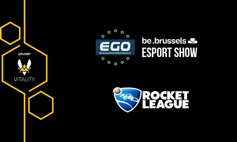 Replay EGO Be Brussels show - Rocket League