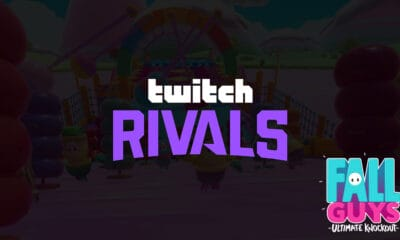 Twitch Rivals - Fall guys