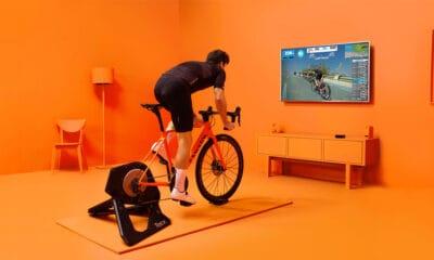 Zwift l'application mélant jeu vidéo et cyclisme