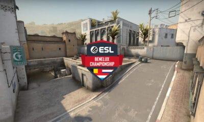 GameFist s est disqualifiée de l ESL Benelux Winter