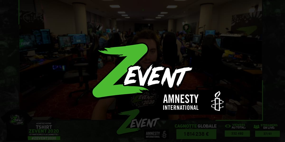 Z Event 2020 - Amnesty International
