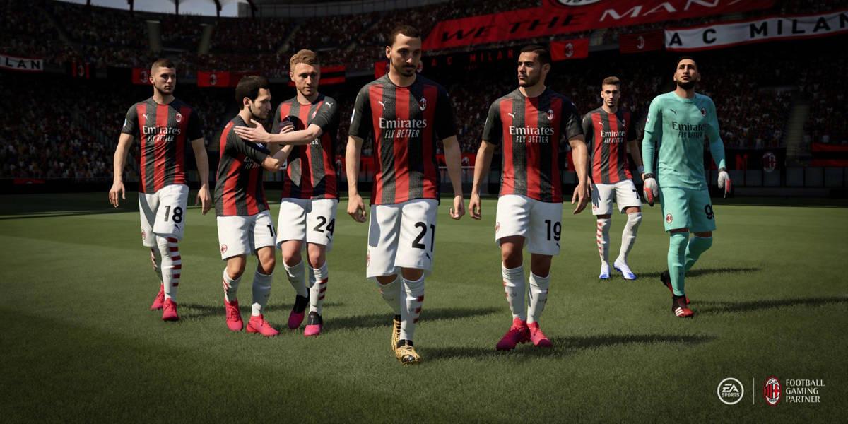 L'AC Milan entre dans l'esport avec QLASH