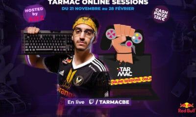 Les Tarmac Online Sessions