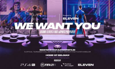 Pro League eCup powered by ELEVEN