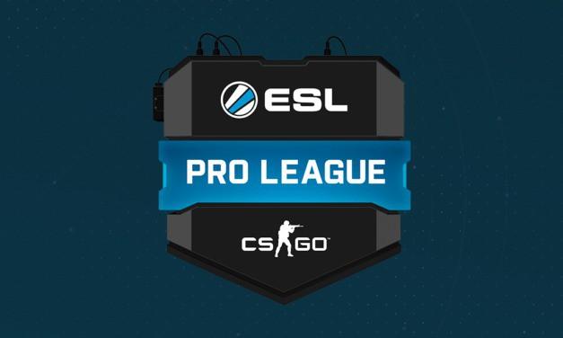 ESL Pro League Season 7 Amerique du nord: les résultats de la 8ème journée