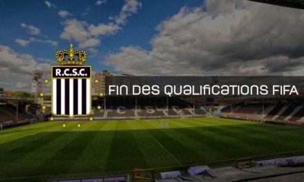 """Jason """"Ardixa"""" De Villers est le 1er joueur du Sporting Club de Charleroi!"""