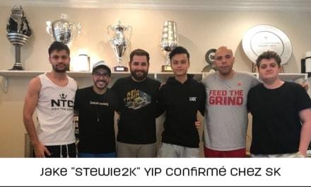 Le départ de Stewie2K confirmé pour SK! Skadoodle passe inactif chez C9.