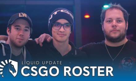 Officiel: TACO chez Liquid