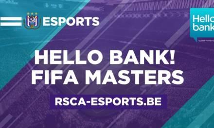 Stefano Pinna est le 1er  Hello Bank! FIFA Masters