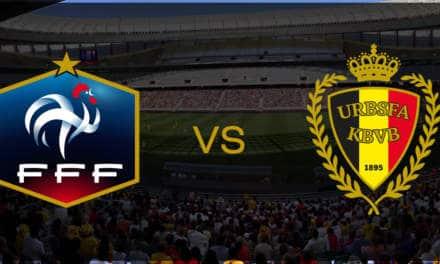 Défaite des eDevils contre la France pour leur premier match de leur histoire!
