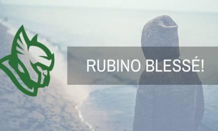 RUBINO rechute, remplacé par AcilioN chez Heroic