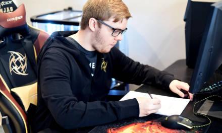 "Jonas ""Lekr0"" Olofsson est maintenant un ninja"