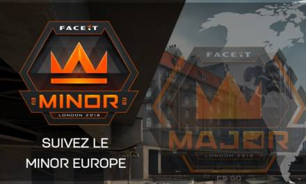 Minor Europe : OpTic & NiP seront au Major !