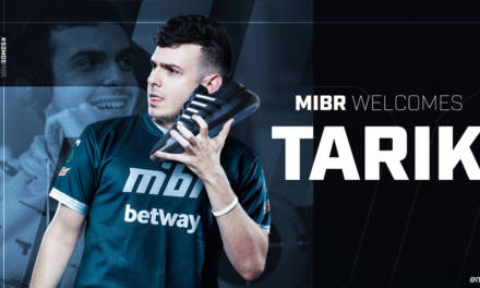 tarik rejoint made in brazil (MIBR)