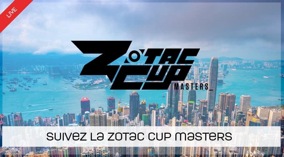 ZOTAC Cup Masters : MIBR l'emporte !