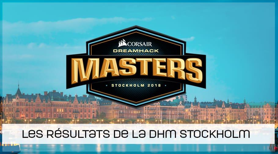 DH Masters Stockholm : North l'emporte devant Astralis