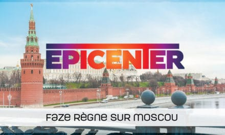 FaZe remporte l'EPICENTER 2018