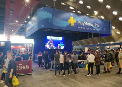 GameForce - PlayStation plus