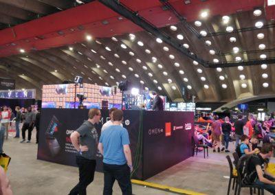 GameForce - scene esports - cast
