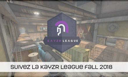 Kayr League : mCon esports devant Spawn esports !