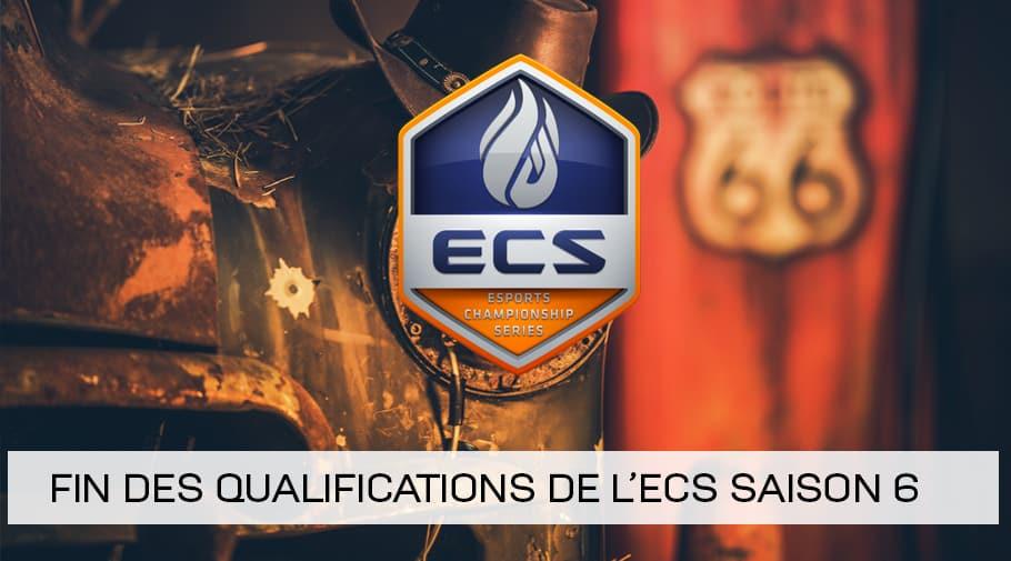 ECS Saison 6 : les équipes qualifiées pour les finales !