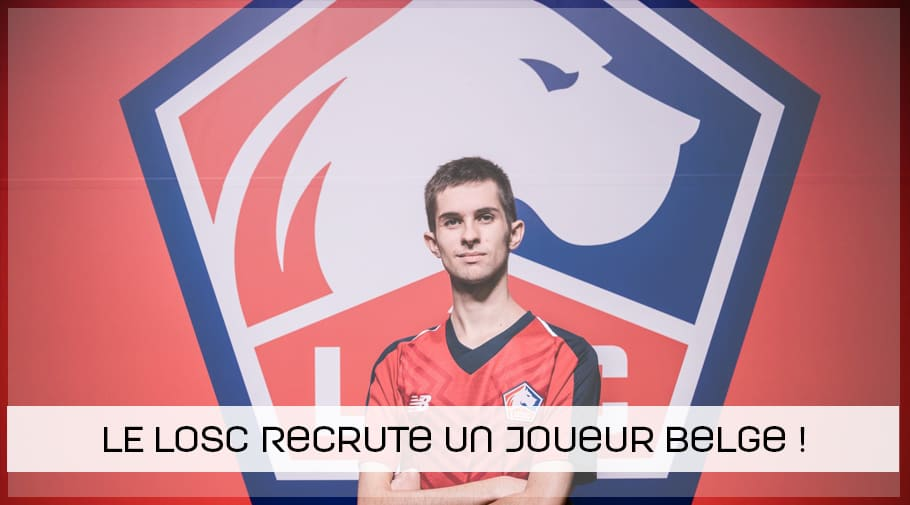 Le LOSC recrute Gilles Bernard !