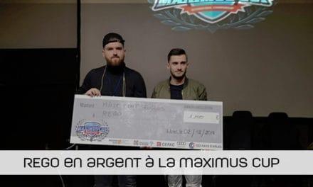 REGO 2e à la Maximus cup !