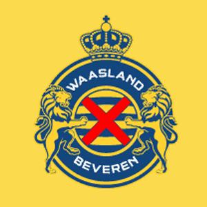 Logo Waasland-Beveren