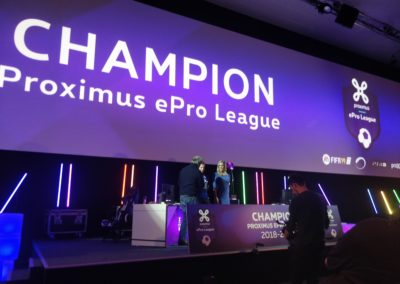 Phase finale Proximus ePro League 7
