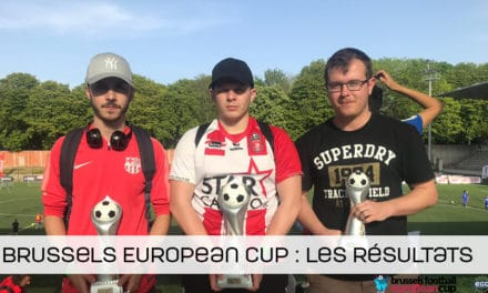 ShadooW remporte la Brussels European Cup