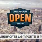 mousesports remporte la DreamHack Open de Tours !