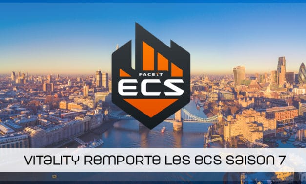 Vitality remporte l'ECS saison 7 à la SSE Wembley
