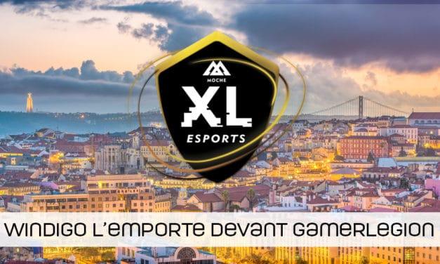 Windigo remporte la Moche XL esports 2019 à Lisbonne