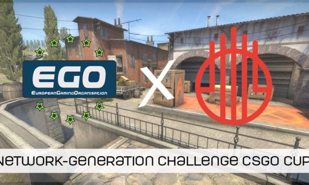 network generation challenge csgo cup