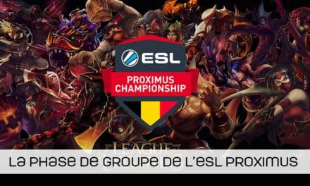 ESL Proximus LoL : Zeeman décroche la dernière place pour les playoffs !