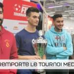 UL-CR7 remporte la finale du tournoi MediaMarkt FIFA 19
