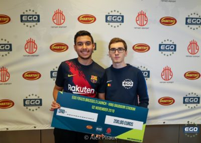 EGO - FIFA20 Launch Brussels- 3