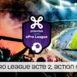 ePro League : Saint-Trond (ZayroR), premier qualifié !